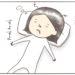 【柴犬4コマ】ちょっと早く起きた朝はまるさんが何をしてるのか気になるって話