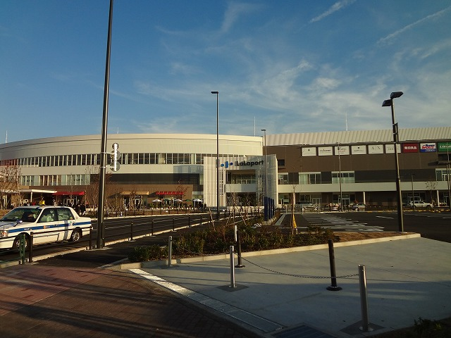①ららぽーと立川立飛店12/7プレオープンを満喫する!ホットヨガスタジオLAVAとペットショップを覗いて見る!