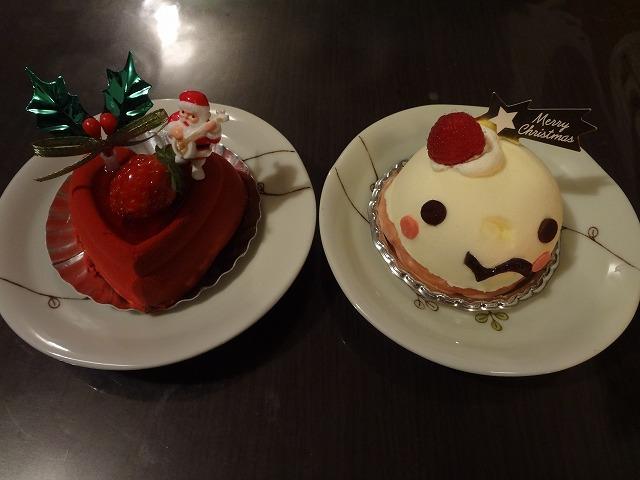 メリークリスマス!エキュート立川のQuatre-Quarts(キャトルキャール)で雪だるまのケーキを買っちゃいました!