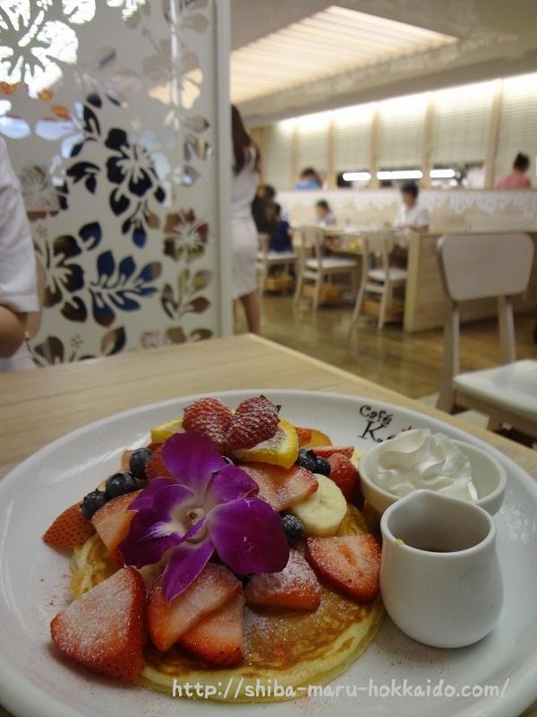 表参道の超人気店「カフェ・カイラ」で並ばずにパンケーキを食べてきた!