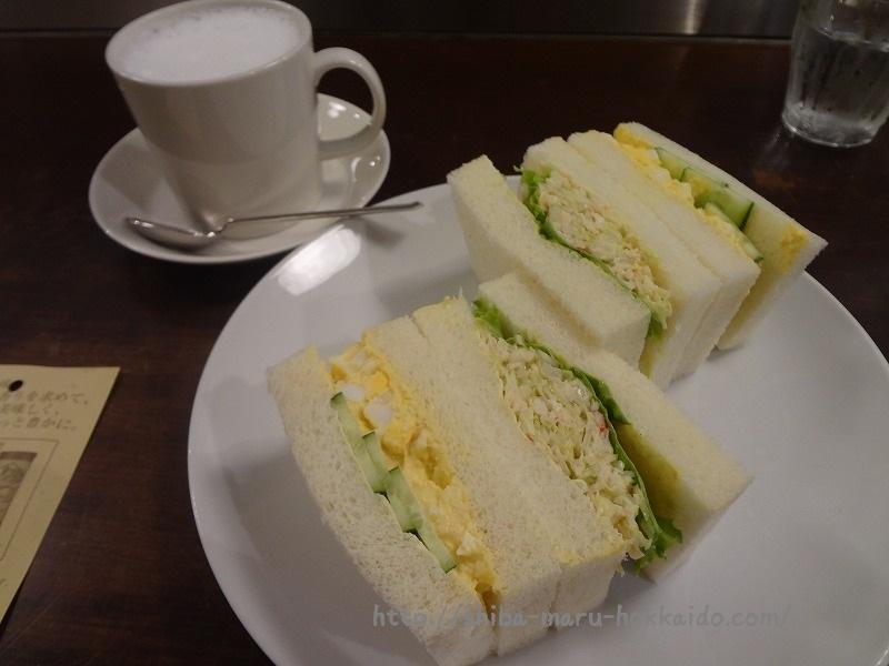話題沸騰!?札幌のサンドイッチのお店「さえら」にいってきた!