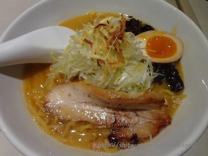 立川ラーメンスクエアに札幌すすきので人気の「麺屋雪風」がきてたぁ~!