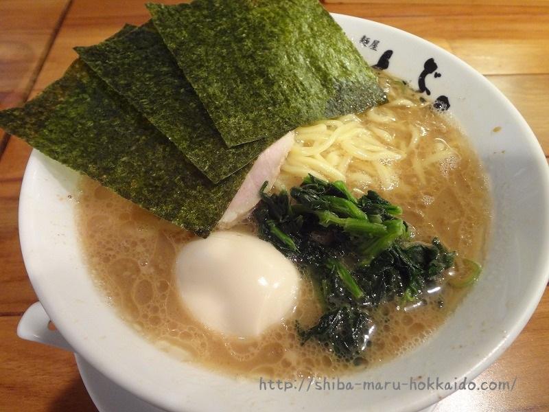 立川ラーメン「横浜家系 麺屋はやぶさ」に女1人で行ってきました!
