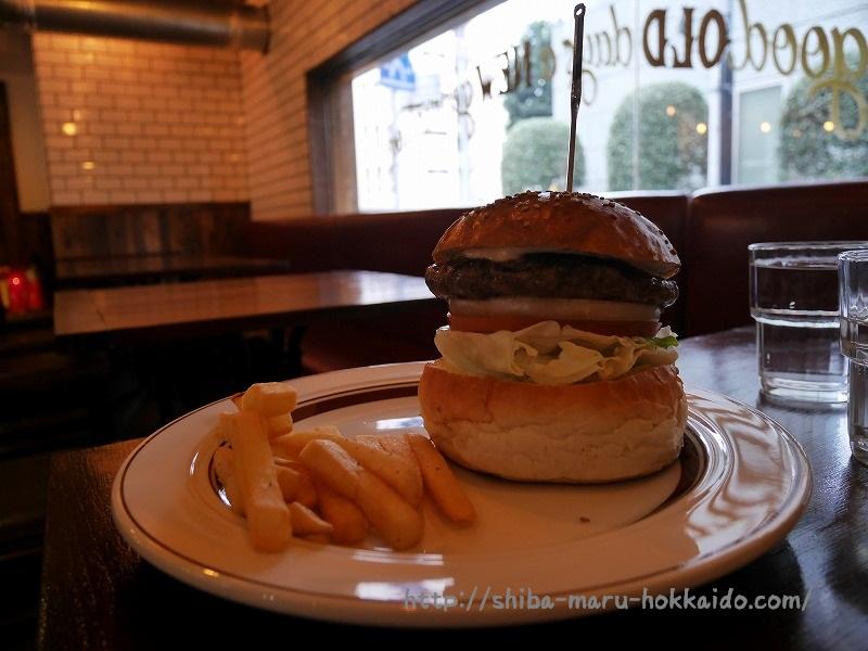 立川でアメリカンなハンバーガー!「OLD NEW DINER」に行ってきました!