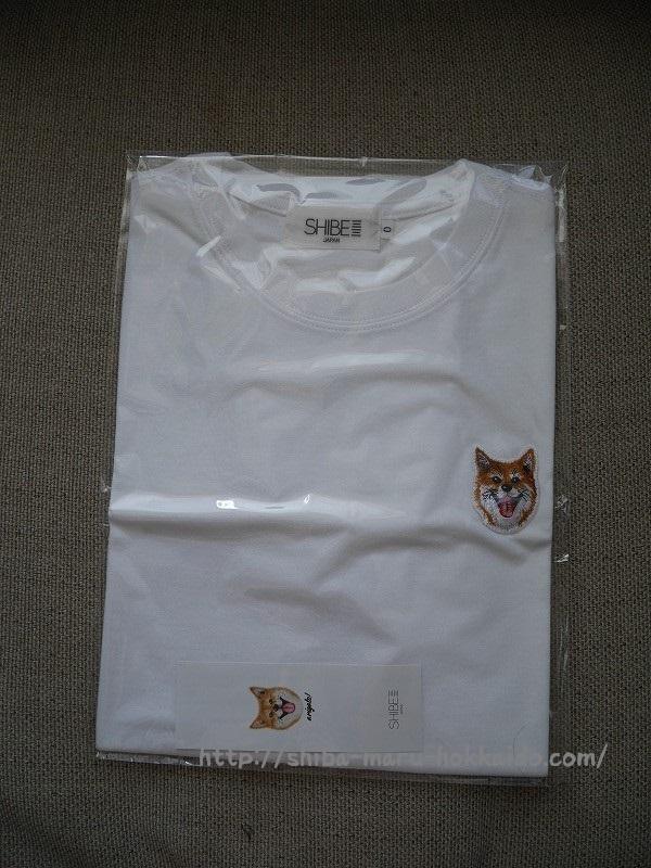 柴犬の笑顔が可愛い!「SHIBE JAPAN」のTシャツをゲットしました~!