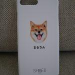 iPhoneデビューするので「SHIBE JAPAN」の柴犬スマホケース買っちゃった!