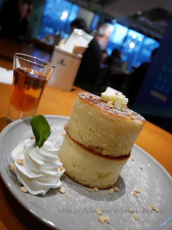 立川駅バスロータリー目の前!「Sign(サイン)」でパンケーキを食べてみた!