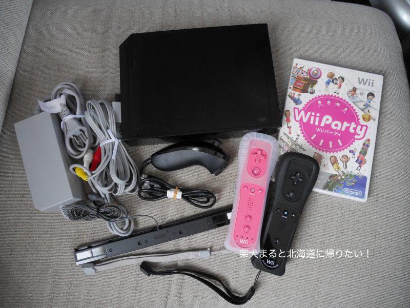 プレステ2からゲーム断ちしていた私が今更「Wii」ってやつを買ってみた