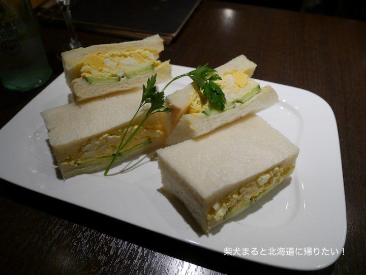 札幌のテラス犬OKの「REGALO KURA(レガーロクラ)」でサンドイッチを食べて来た!