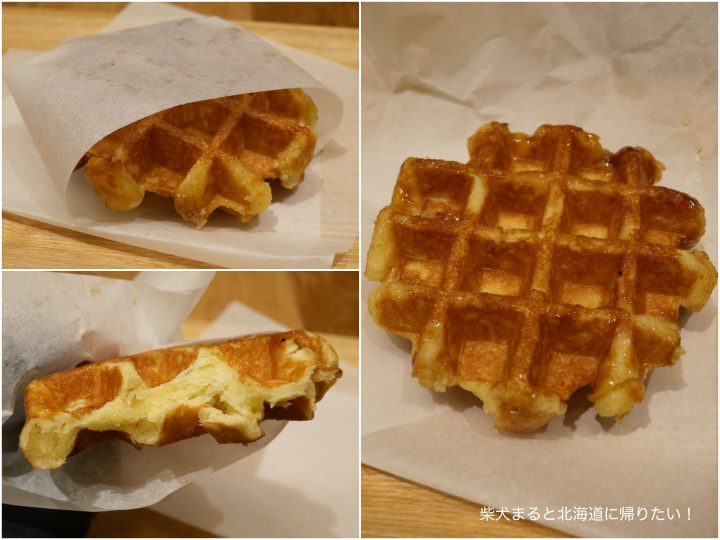 立川に「MR.waffle(ミスターワッフル)」ができた!バターたっぷりで美味すぎる!