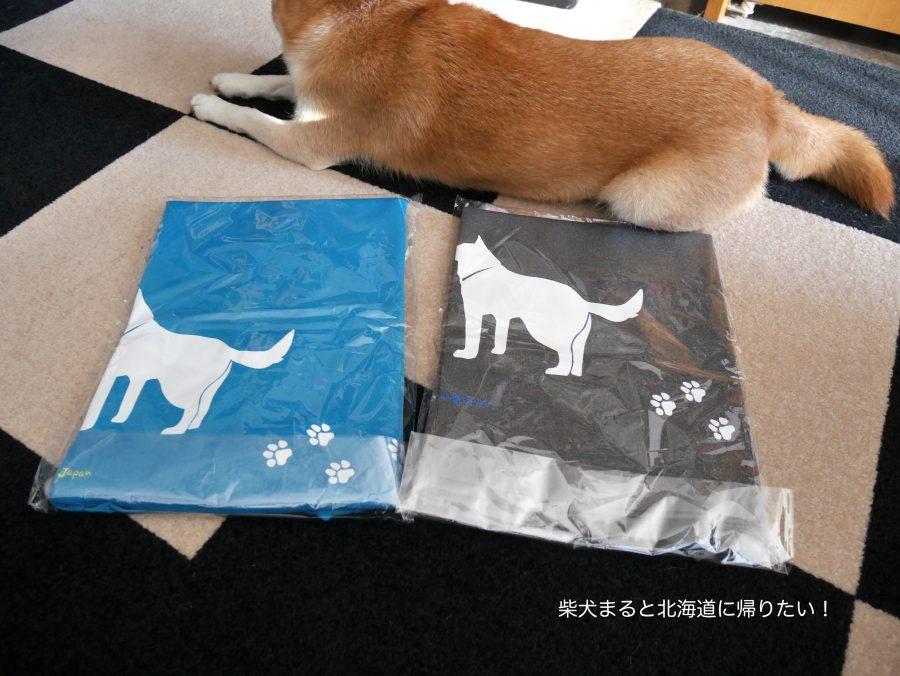 「ピースワンコオリジナルTシャツ」が着心地抜群でもう1枚欲しくなった!