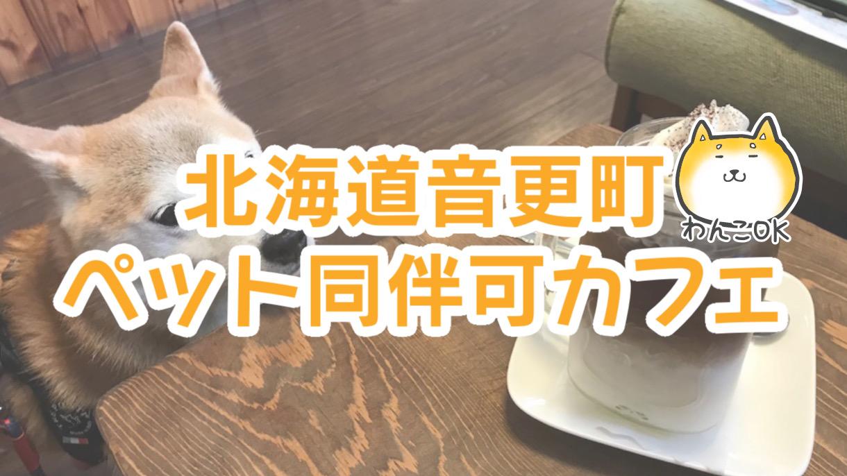 北海道音更町のペット店内同伴可のカフェ「シュガーハウス」にいってきました!
